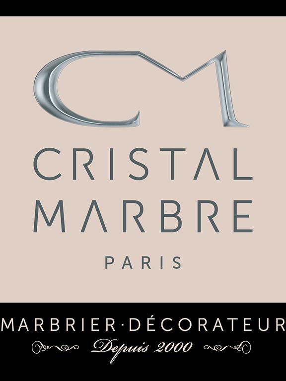 Cristal Marbre · Marbrier-Décorateur · PARIS Depuis 2000